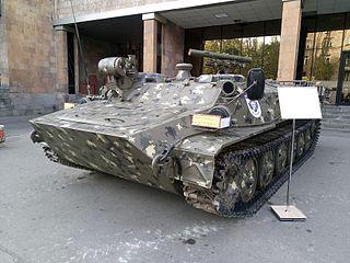 9K114 Shturm Type of ATGM
