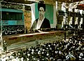 9th Death Anniversary of Ruhollah Khomeini at mausoleum - 4 June 1998 06.jpg