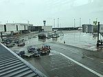 Aéroport de Lyon (2018) - vue tarmac.JPG
