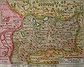 A. Ortelius - Oswiec. et Zatorien Ducatus - 1655.jpg