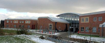 So kommt man zu Aalborg Universitet mit den Öffentlichen - Mehr zum Ort Hier