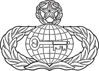Michael Hayden (general) - Image: AF Master Intel