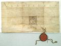 AGAD Wladyslaw IV Waza, krol polski, podnosi Prage do godnosci miasta, nadaje jej prawo magdeburskie i szereg uprawninien.png