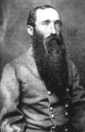 Battle of Cloyd's Mountain - General Albert G. Jenkins