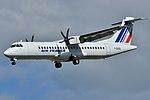 ATR 72-500 Airlinair (RLA) F-GVZL - MSN 553 - Now in Hop! fleet (10276098185).jpg