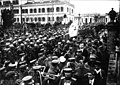A Athènes, départ d'une division grecque pour le front turc, 1921.jpg