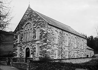 A Baptist chapel