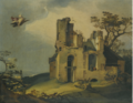 A LANDSCAPE WITH RUINS, WITH THE RAPE OF GANYMEDE.PNG