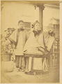A Notable Woman with Her Servant. Beijing, 1874 WDL1917.png