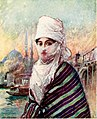 A TURKISH LADY IN OUTDOOR DRESS.jpg