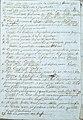 A chi legge tentativo grammatica ladina gardenese manoscritto 8 Gherdëina.jpg