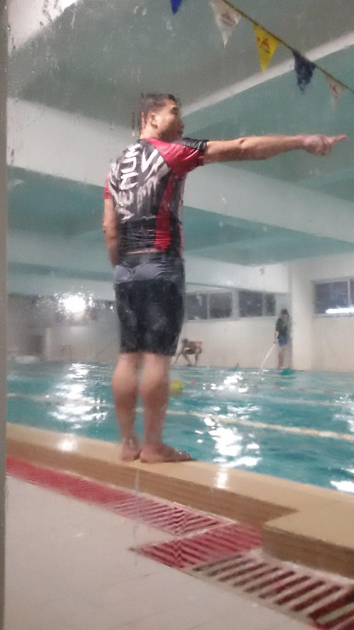 Lage impact - zwemmen is goed voor de geestelijke gezondheid
