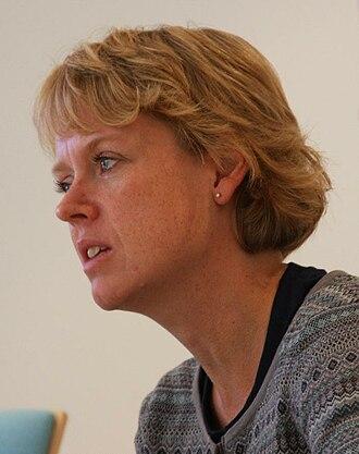 Marianne Aasen - MP Marianne Aasen
