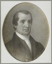 Abraham Clark 1873 Lambdin après Trumbull.jpg