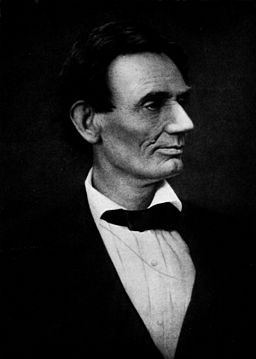 Abraham Lincoln - Clara Barton Centenary