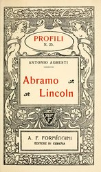 Antonio Agresti: Abramo Lincoln