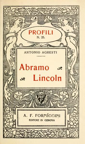 File:Abramo Lincoln.djvu