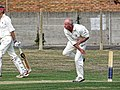 Abridge CC v High Beach CC at Abridge, Essex, England 4.jpg
