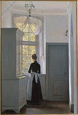 Georg Achen - Georg Achen: Drømmevinduet (1903)