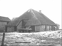 Achter- en zijgevel nr. F 97-3 - Schottershuizen - 20492669 - RCE.jpg
