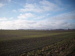 Magdeburg Börde - Image: Ackerfläche bei Gutenswegen