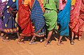 Adivasi women dancing, India.jpg
