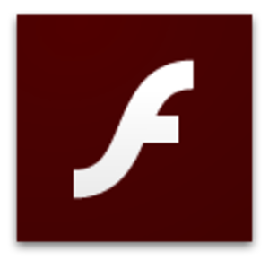 Adobe Flash Player - Image: Adobe Flash Player v 11 icon