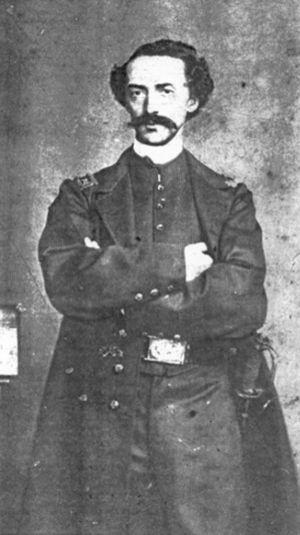 Federico Fernández Cavada - Federico's brother Capt. Adolfo Fernández Cavada