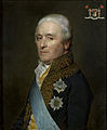 Adriaen Pieter Twent (1745-1816), graaf van Rosenburg. Minister van Waterstaat, minister van Binnenlandse Zaken, kamerheer van koning Lodewijk Napoleon Rijksmuseum SK-A-4139.jpeg