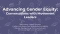 Advancing Gender Equity Report - Presentation.pdf