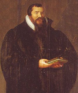 Aegidius Hunnius German theologian