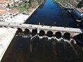 Aerial photograph of Ponte de Trajano (3).jpg