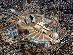 Aerial view of Olympic complex in Athens 2004 DSC06793.jpg