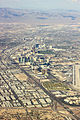 Aeriel view of the Las Vegas Strip and its environs.jpg