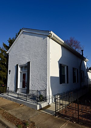 National Register of Historic Places listings in St. Charles County, Missouri - Image: African American Church