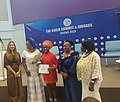 """African Child Award for Creative Writing and Social Impact"""", Pan African Leadership and Entrepreneurship Development Centre in partnership with the International Human Rights Commission, Accra, Ghana.jpg"""