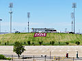 Aggie Memorial Stadium - East Outer Grass Embankment 01.JPG
