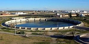 Aghlabid cistern