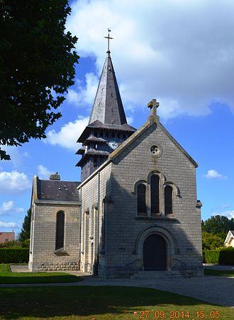 Aguilcourt - Aguilcourt Church