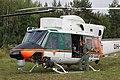 Agusta-Bell AB 412 (OH-HVJ) Finnish border guard Tour de Sky 2014-08-10 03.JPG