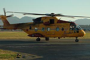 CFB Gander - Canadian CH-149 Cormorant