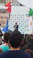 Ahmet Davutoğlu AKP election rally 2015.jpg