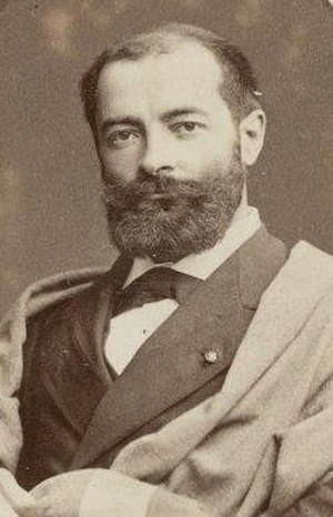 Aimé Olivier de Sanderval - Olivier in 1878