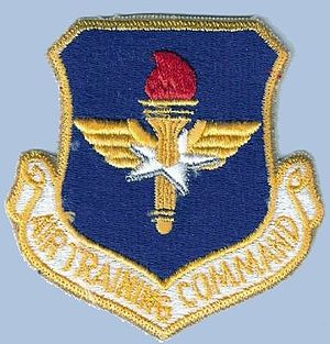 306th Flying Training Group - Image: Airtrainingcommand patch