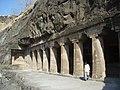 Ajanta Cave, Aurangabad, Maharastra, India.jpg