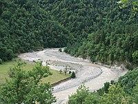 Ajaris-Tskali river north of Shuakhevi.jpg