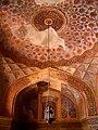 Akbar's Tomb ceiling interior.jpg