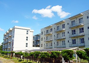 Akita International University - Komachi Dormitory