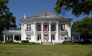 Official residence - Alabama Governor's Mansion