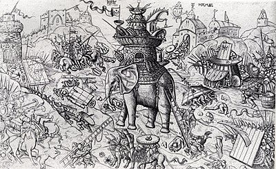Alaert du Hamel (after Jheronimus Bosch) Elephant.jpg